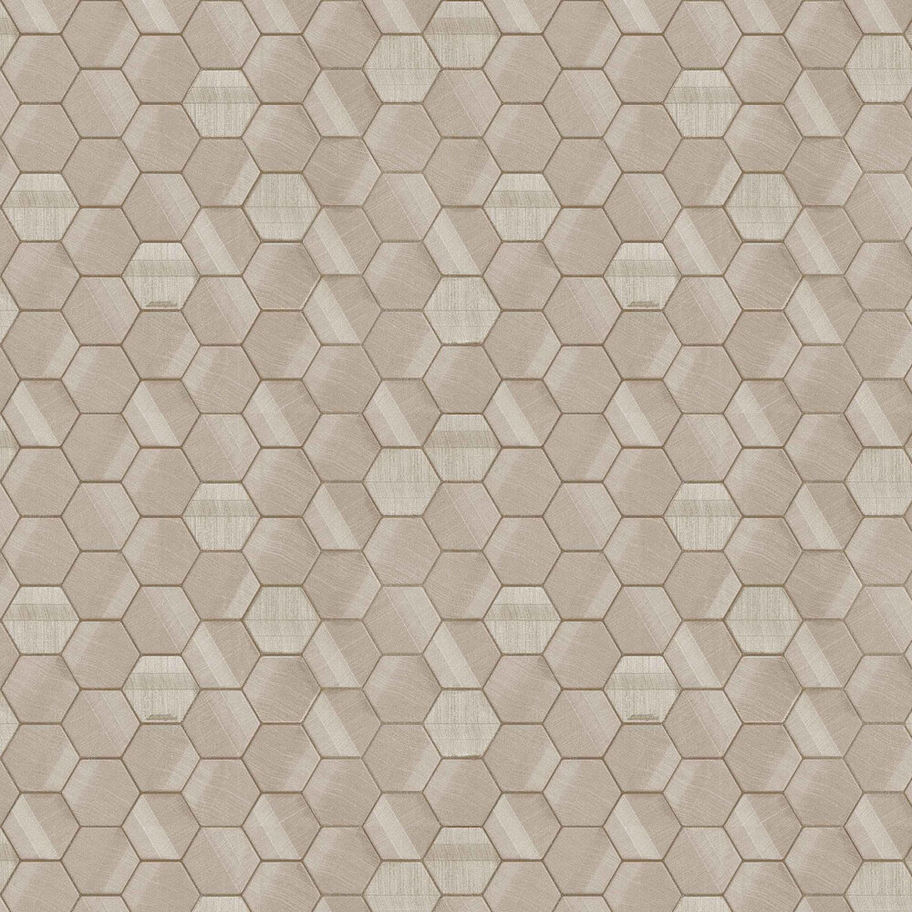 Lamborghini Murcielago Hexagon Feature Beige Wallpaper - Product code: Z44808