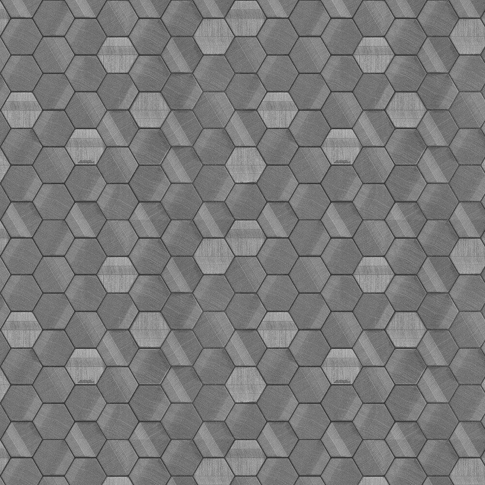Lamborghini Murcielago Hexagon Feature Silver Wallpaper - Product code: Z44810