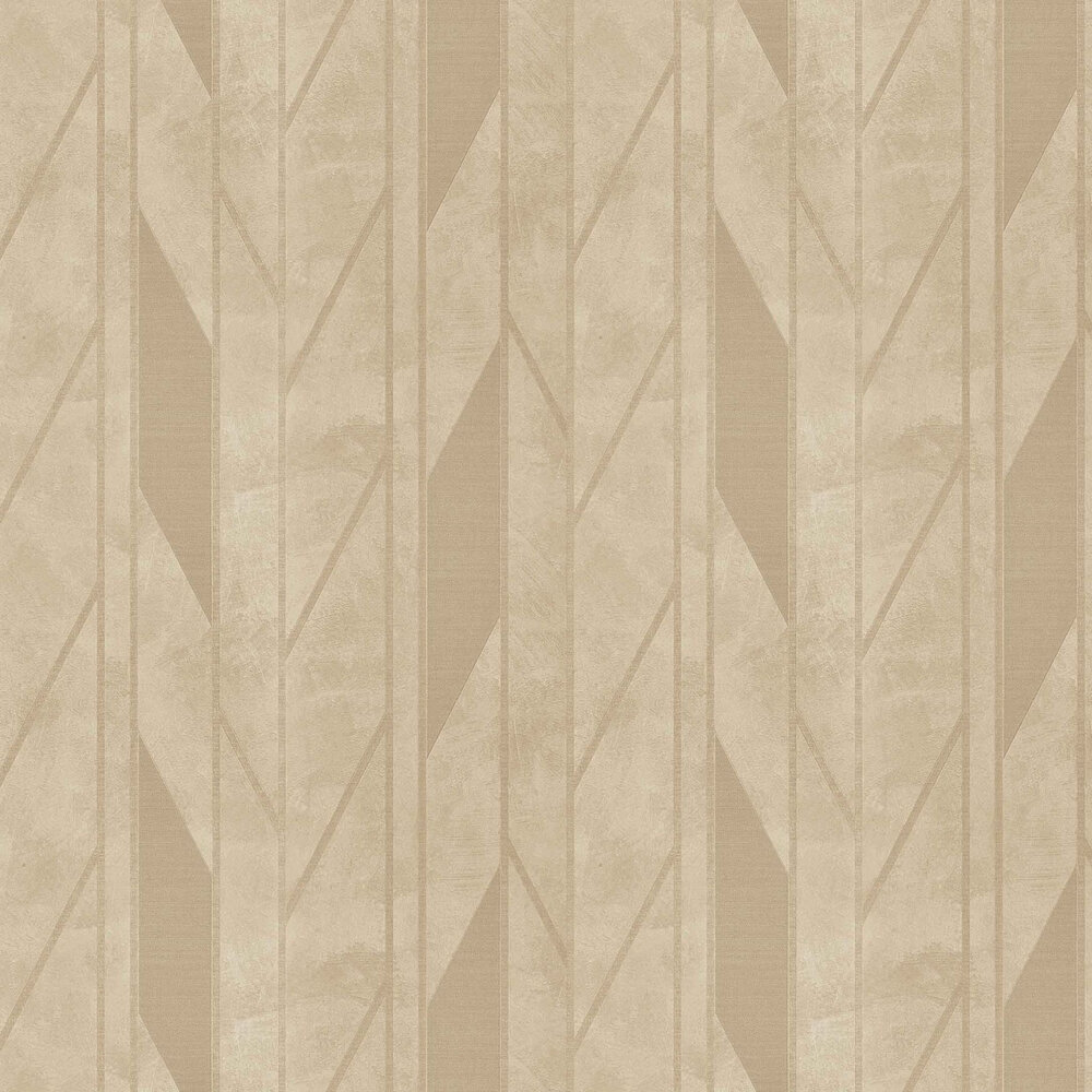Murcielago Stripe Wallpaper - Beige - by Lamborghini
