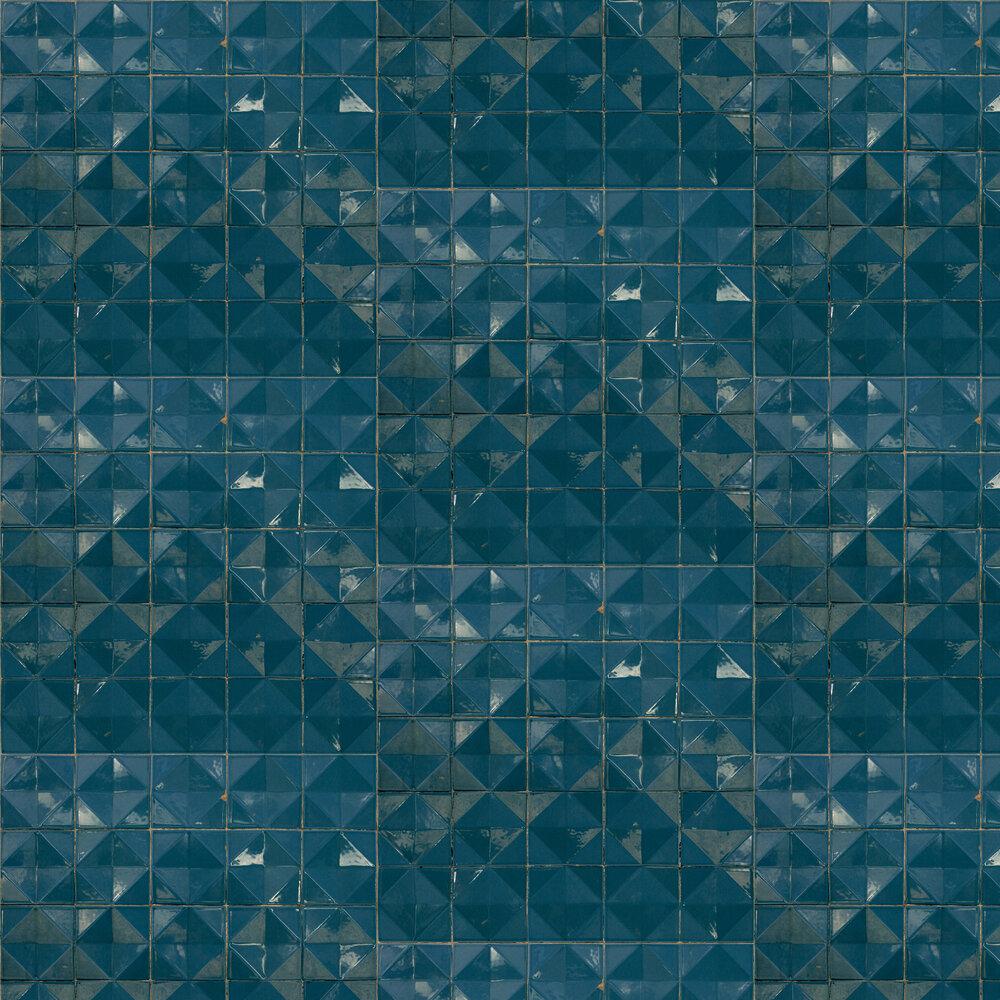 Espejismo Modernista Wallpaper - Oscuro (Dark) - by Coordonne