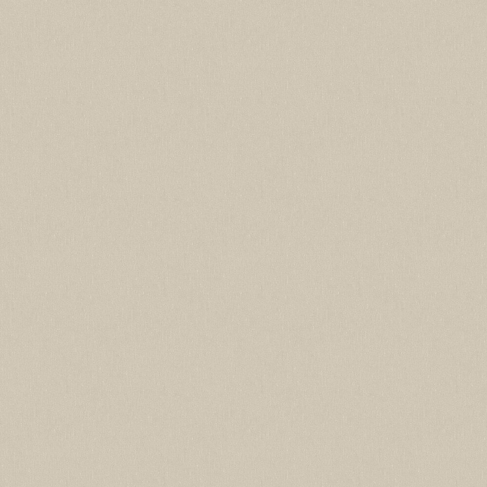 Linen Plain Wallpaper - Linen Beige - by Boråstapeter