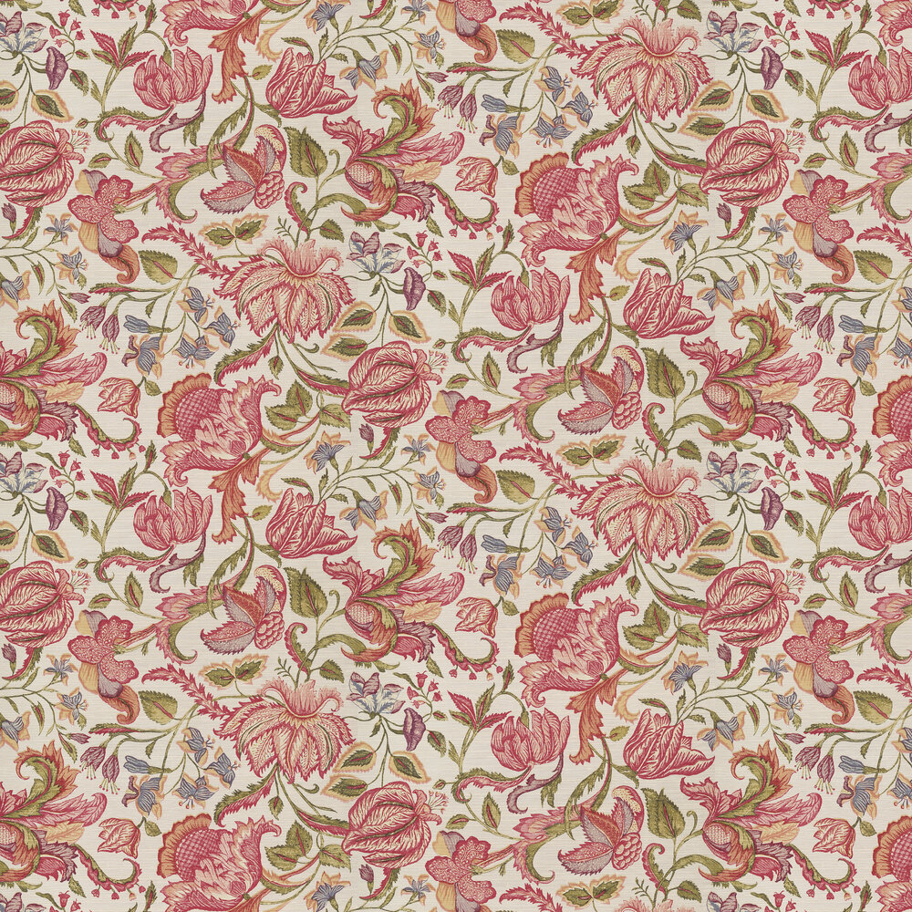 Eijffinger Sundari Trail Cream Wallpaper - Product code: 375101