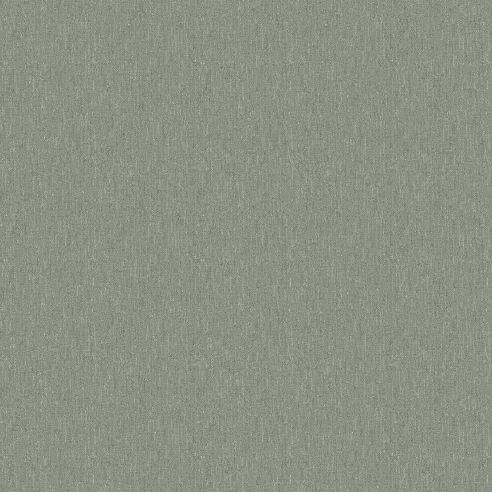 Boråstapeter Linen Plain Foliage Green Wallpaper - Product code: 4422