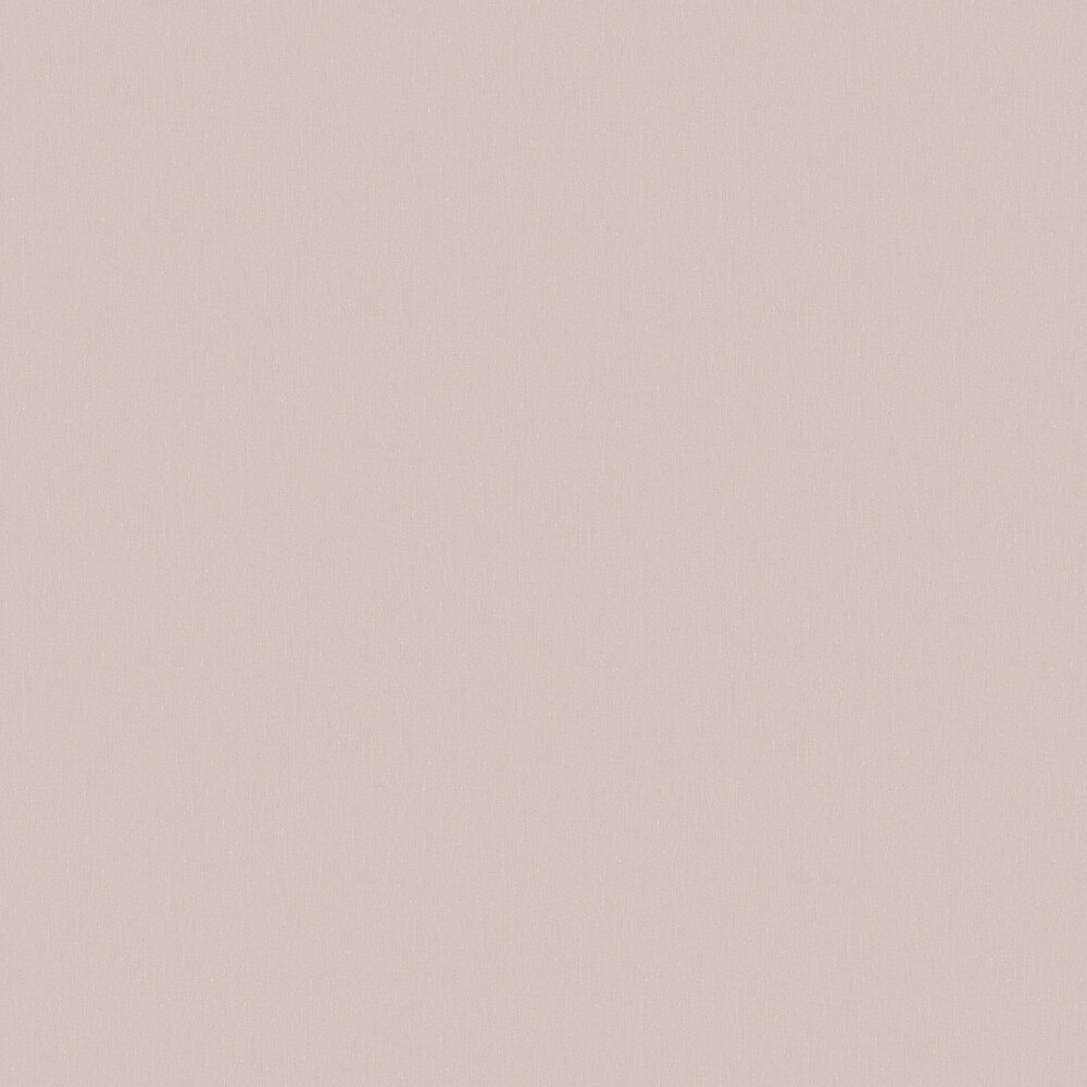 Boråstapeter Linen Plain Rose Blush Wallpaper - Product code: 4433