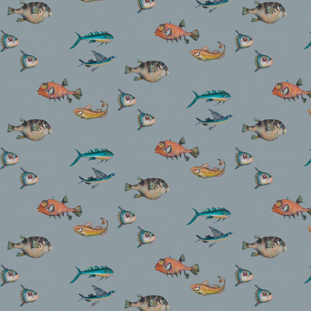 Coordonne Peces Santamans Powder Wallpaper - Product code: 8000045