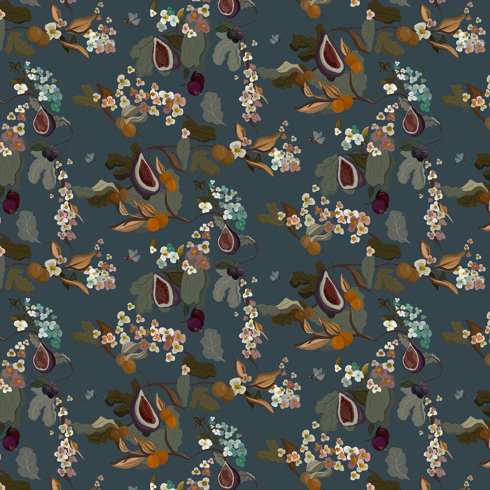 Coordonne Fruits Saphire Wallpaper - Product code: 8000050