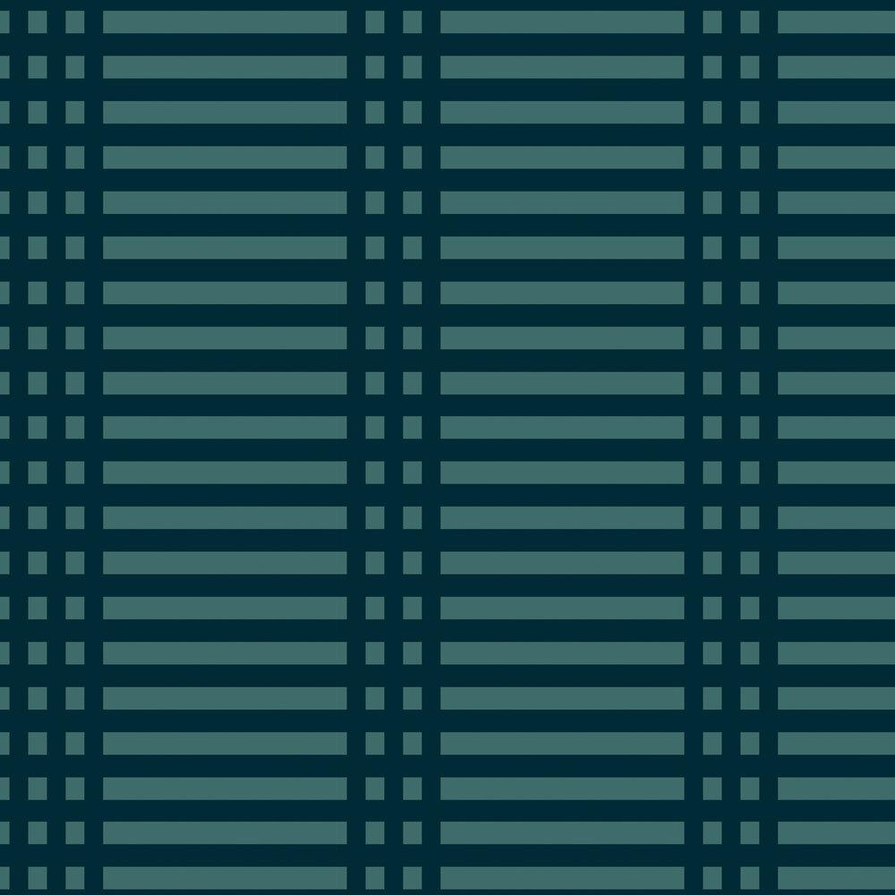 Coordonne Grids Deep Wallpaper - Product code: 8000070