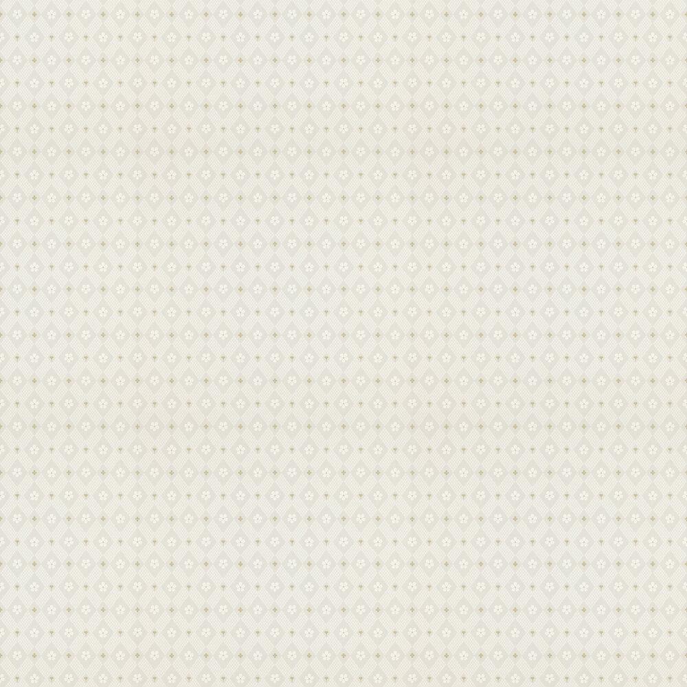 Kimono Wallpaper - Grey - by Sandberg