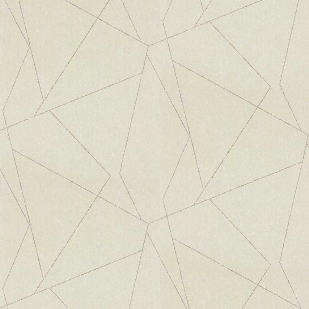 Parapet Wallpaper - Biscotte - by Harlequin