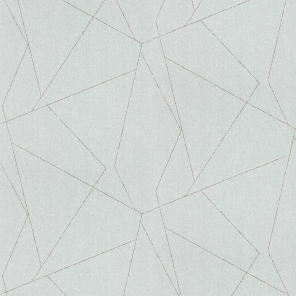 Parapet Wallpaper - Pebble - by Harlequin