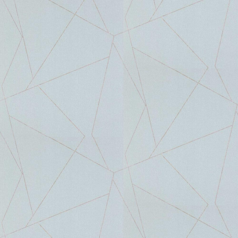 Parapet Wallpaper - Graphite - by Harlequin