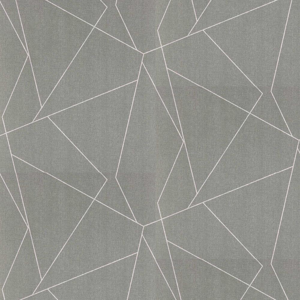 Parapet Wallpaper - Slate - by Harlequin