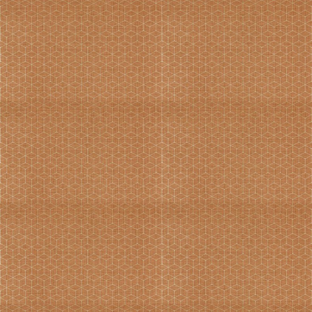 Vault Wallpaper - Rust - by Harlequin