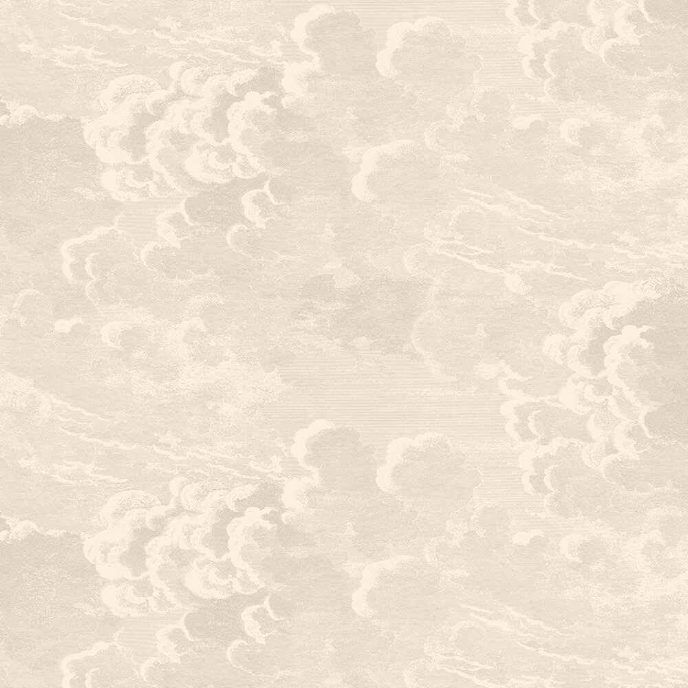 Cole & Son Nuvolette Stone Wallpaper - Product code: 114/28056