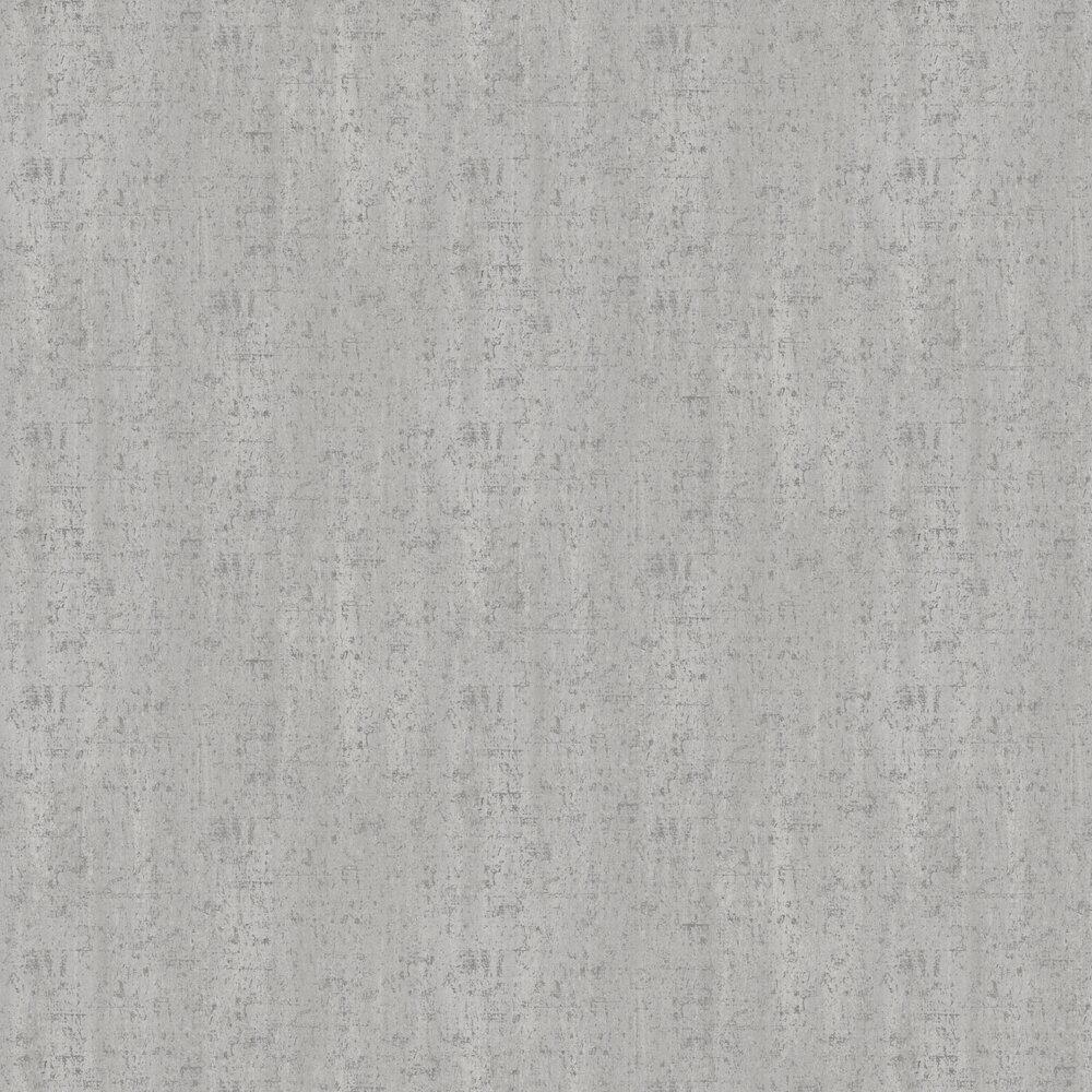 Plaster Wallpaper - Elephant Grey - by SketchTwenty 3