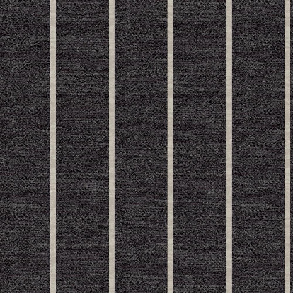 SketchTwenty 3 Raffia Stripe Dark Brown / Gold Wallpaper - Product code: FR01032