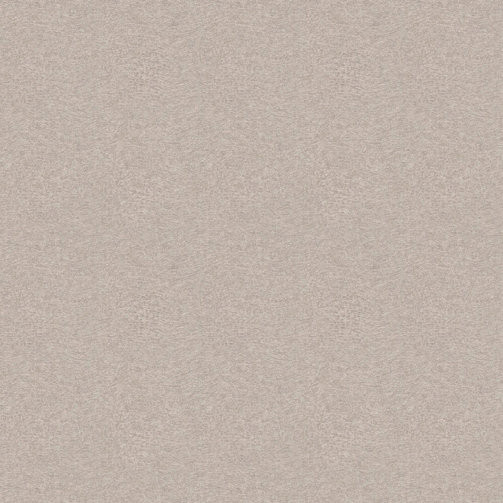Wave Texture Wallpaper - Taupe - by SketchTwenty 3