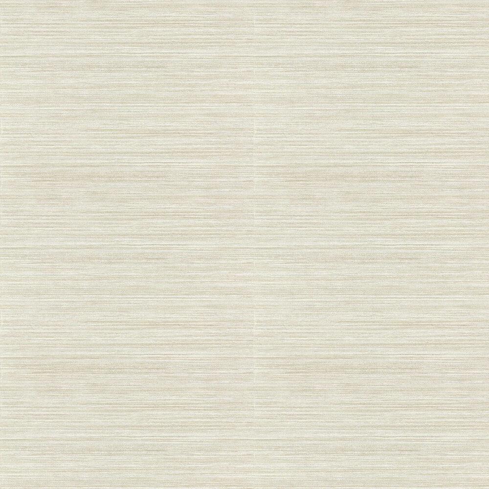 Lisle Wallpaper - Linen - by Harlequin