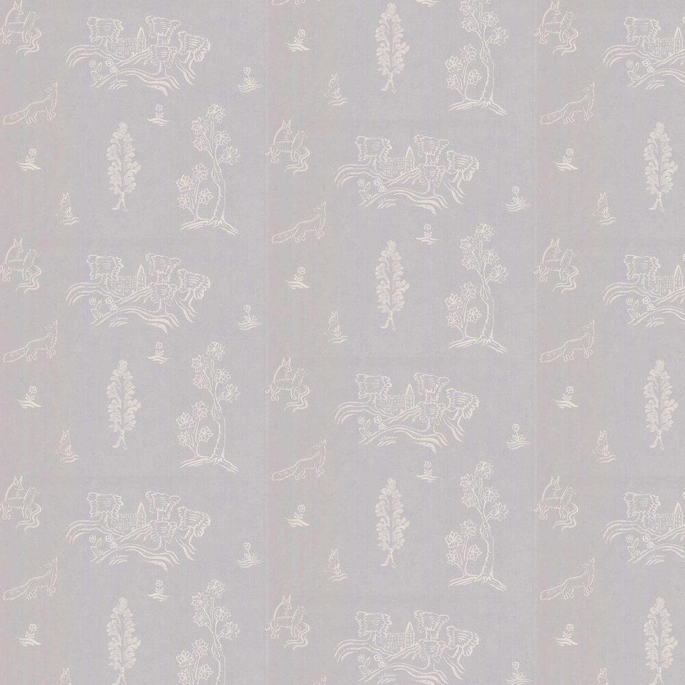 Wychwood  Wallpaper - Dusk - by Andrew Martin