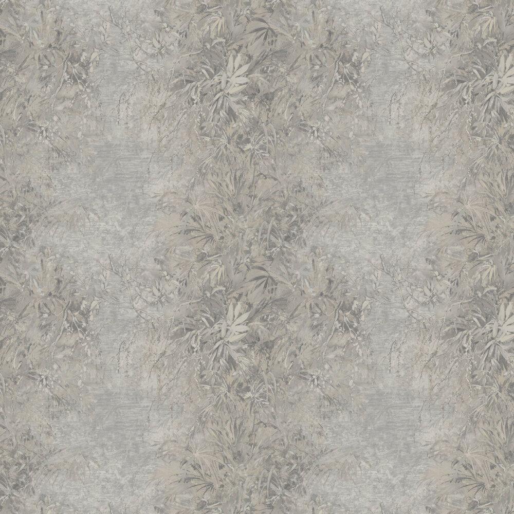Bayou Wallpaper - Warm Grey - by SketchTwenty 3