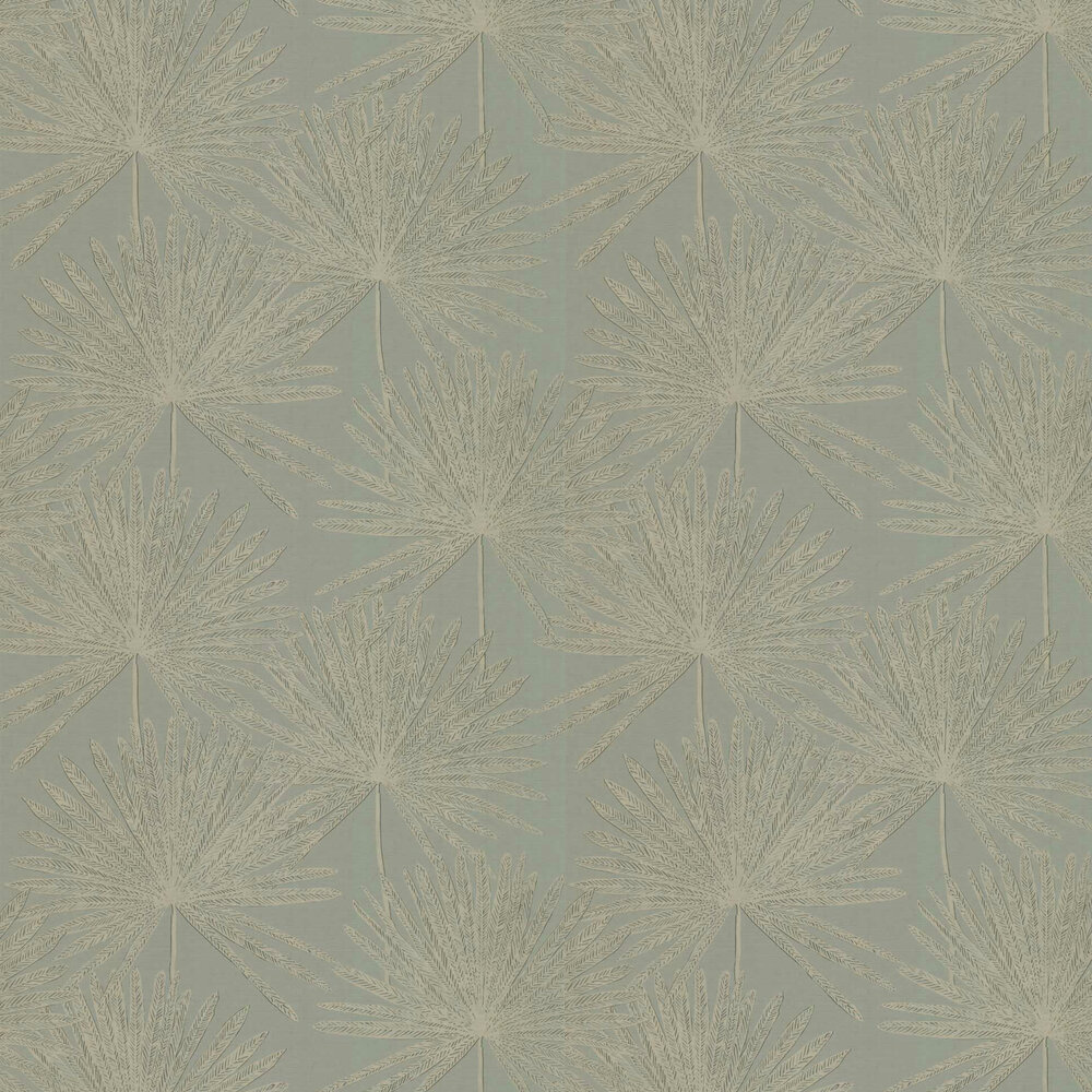Pacaya by Romo - Eucalyptus - Wallpaper