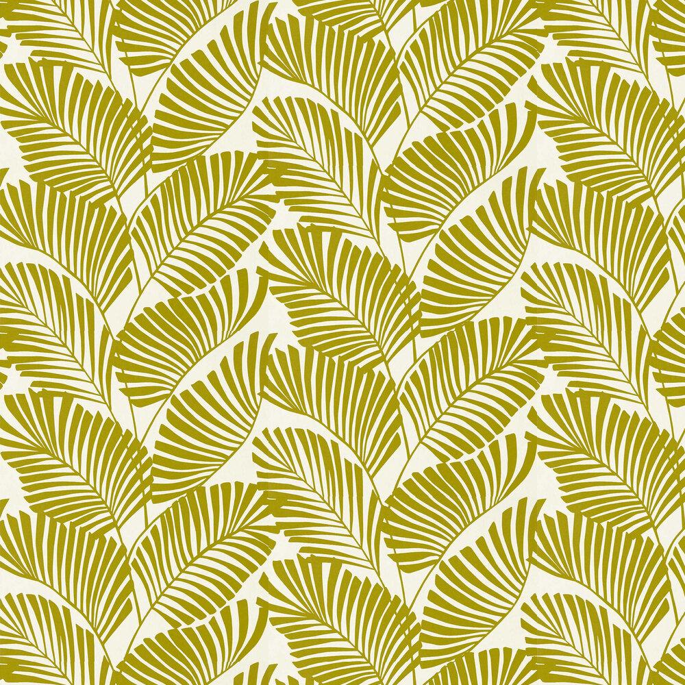 Mala Wallpaper - Citrus - by Harlequin