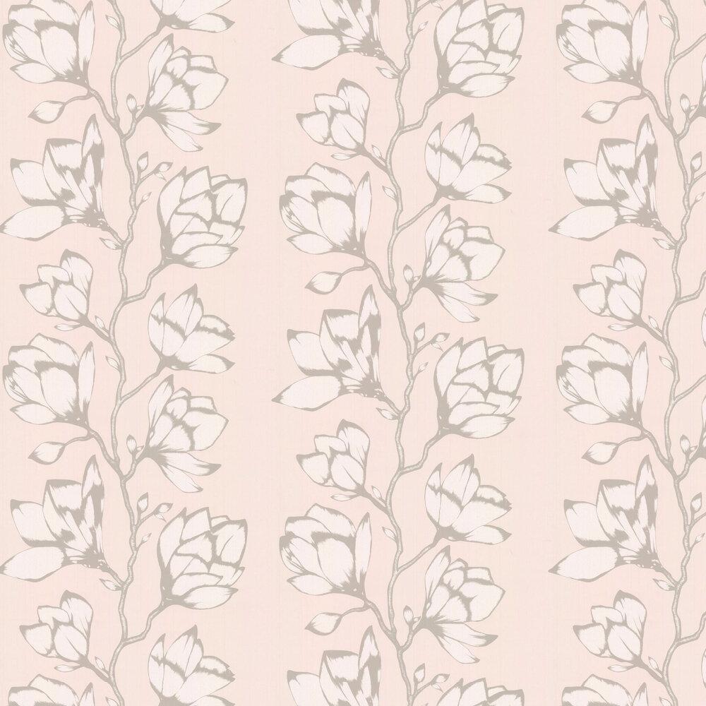 Lustica Wallpaper - Powder - by Harlequin