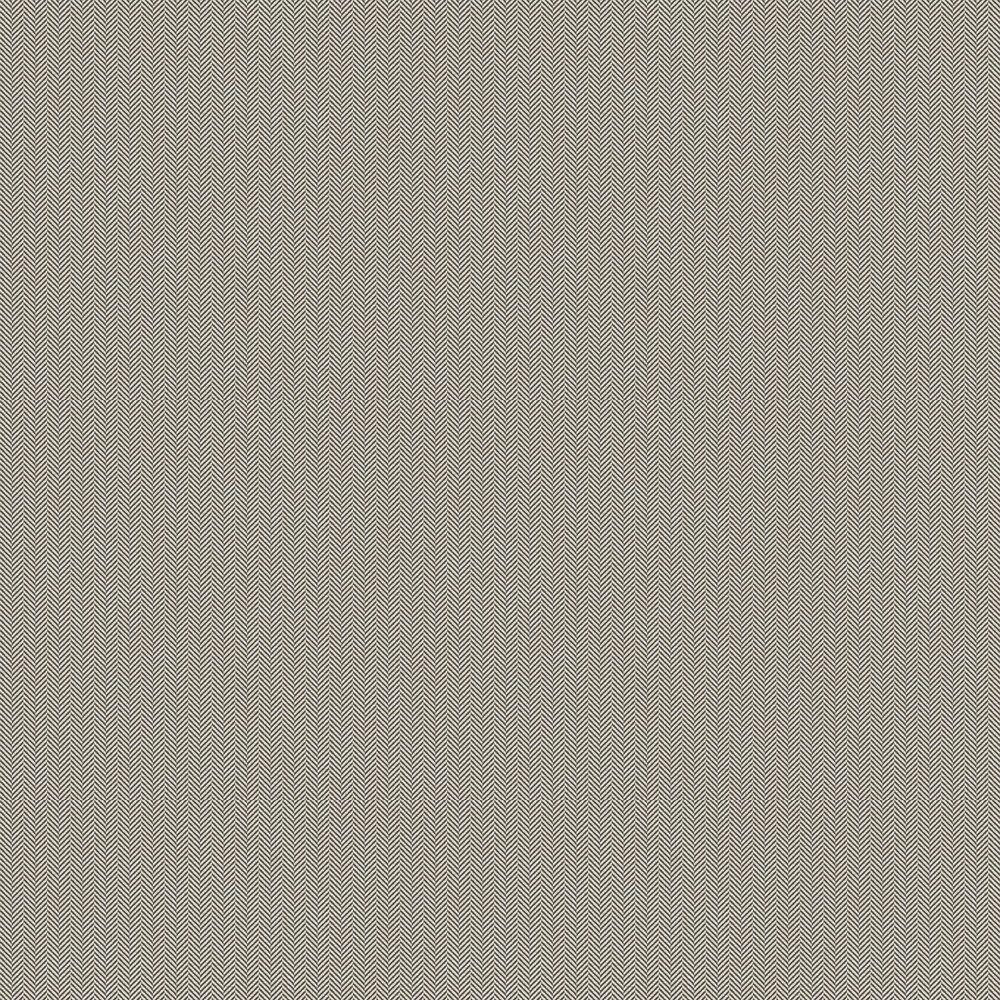 Herringbone Wallpaper - Charcoal - by Arthouse