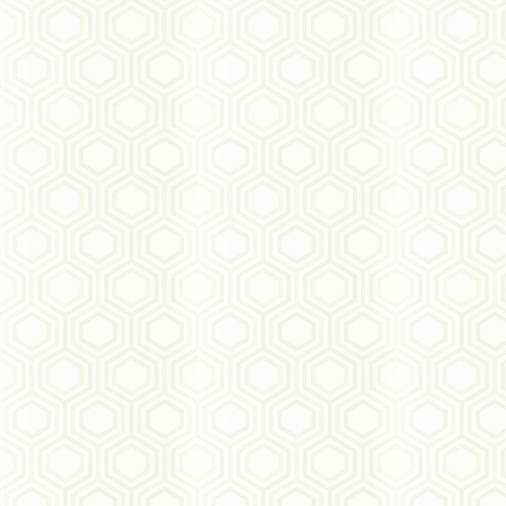 Selo Wallpaper - Pearl and Silver - by Harlequin