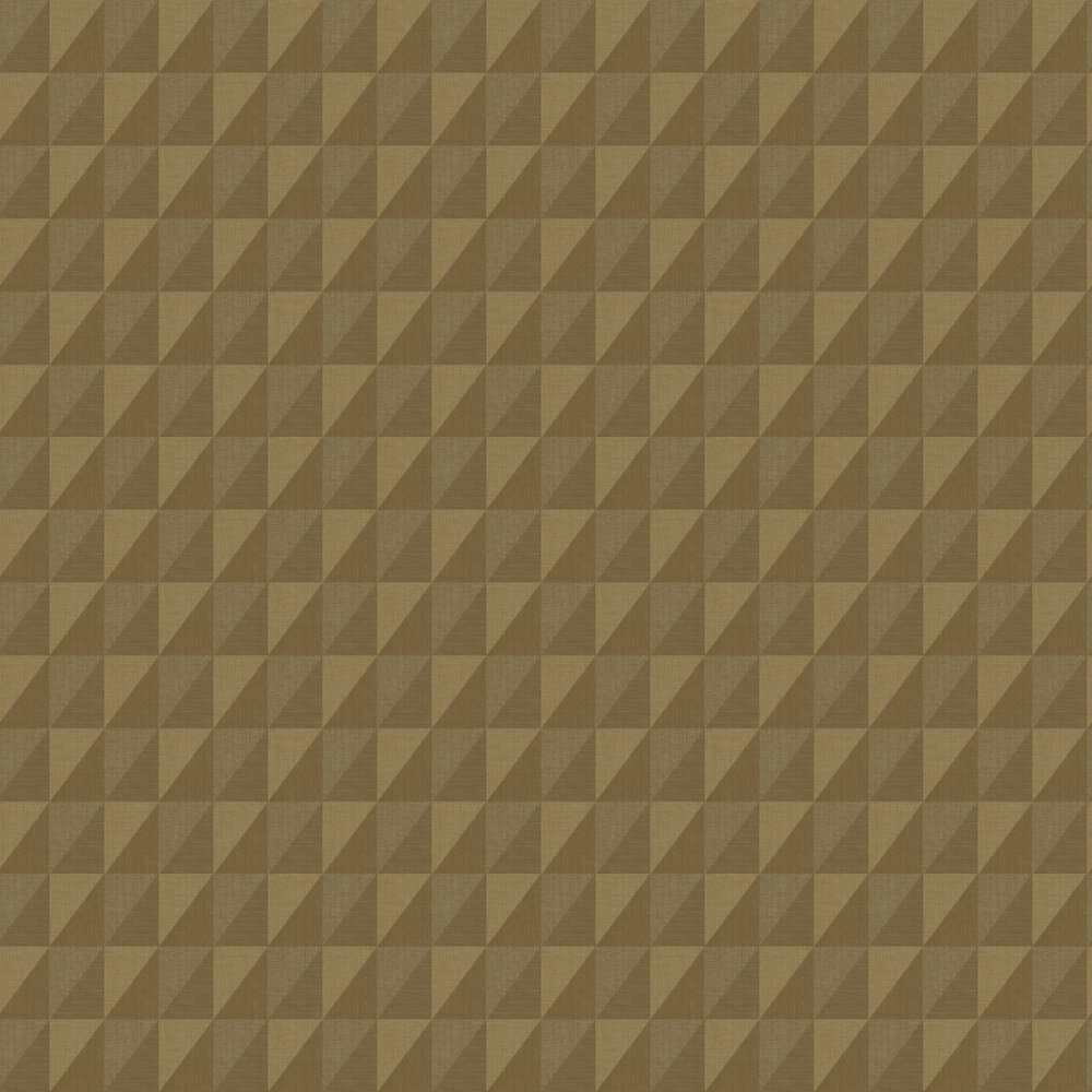 Plaza Wallpaper - Brown / Beige - by Engblad & Co