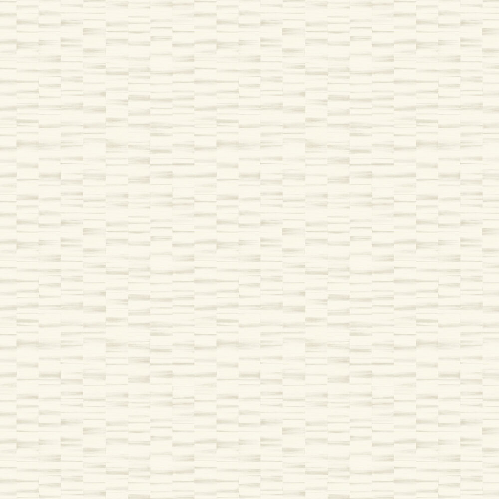 Waterfront Wallpaper - Beige / White - by Engblad & Co