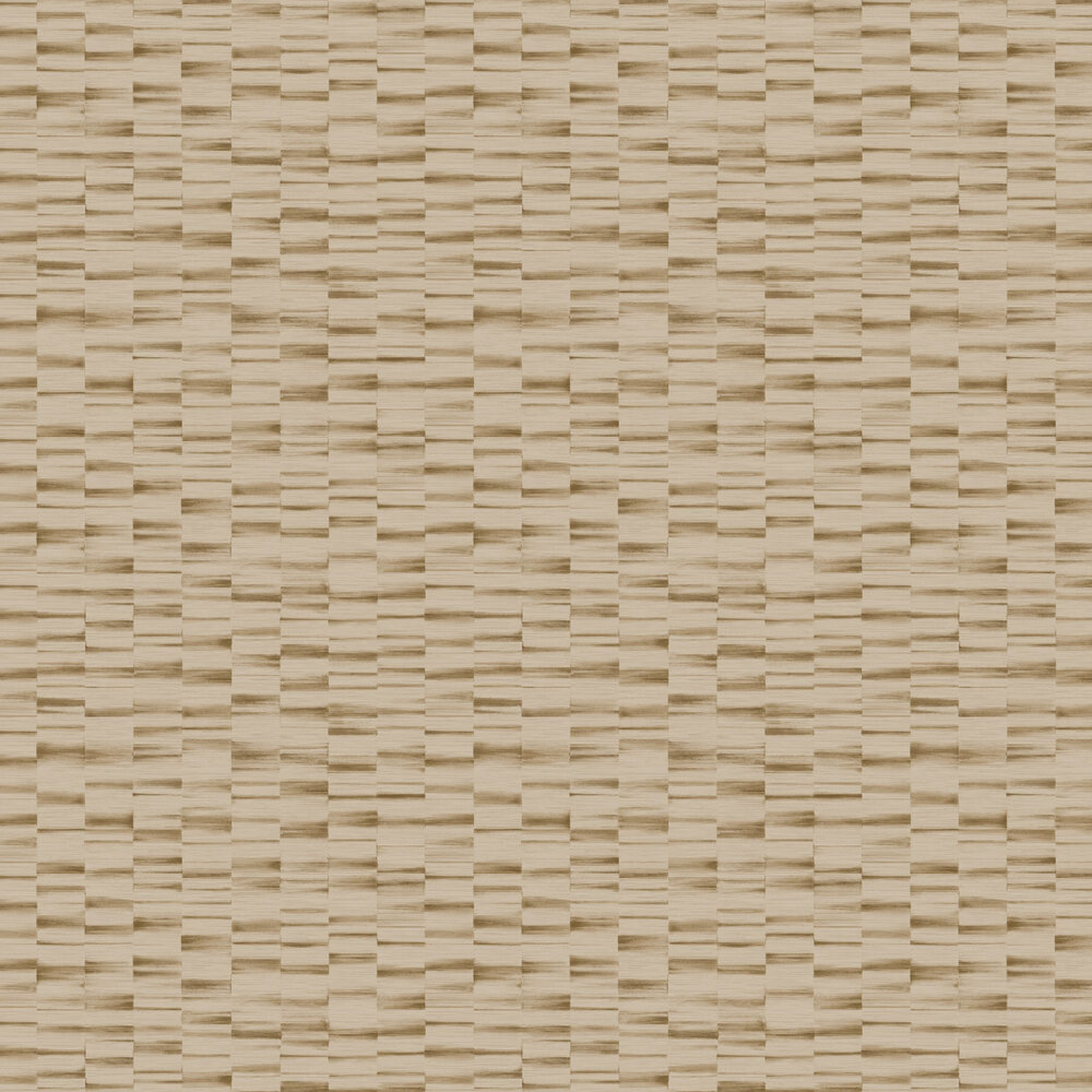 Waterfront Wallpaper - Brown / Beige - by Engblad & Co