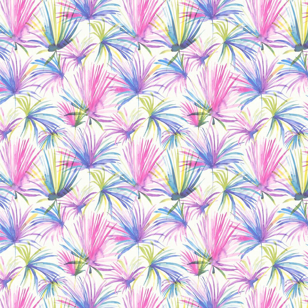Jungle Fiesta Wallpaper - Multi-coloured - by Albany