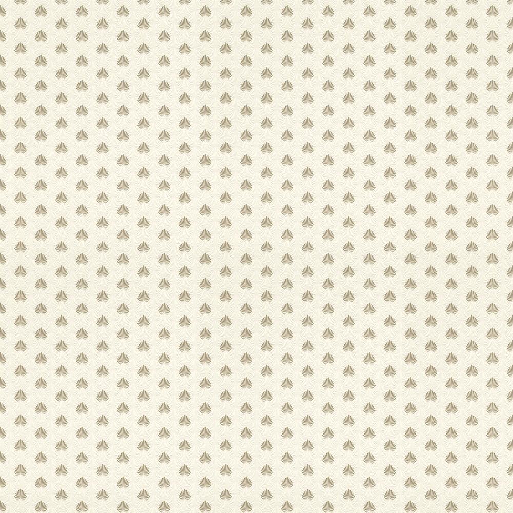 Albany Deco Fan Linen Wallpaper - Product code: 403404