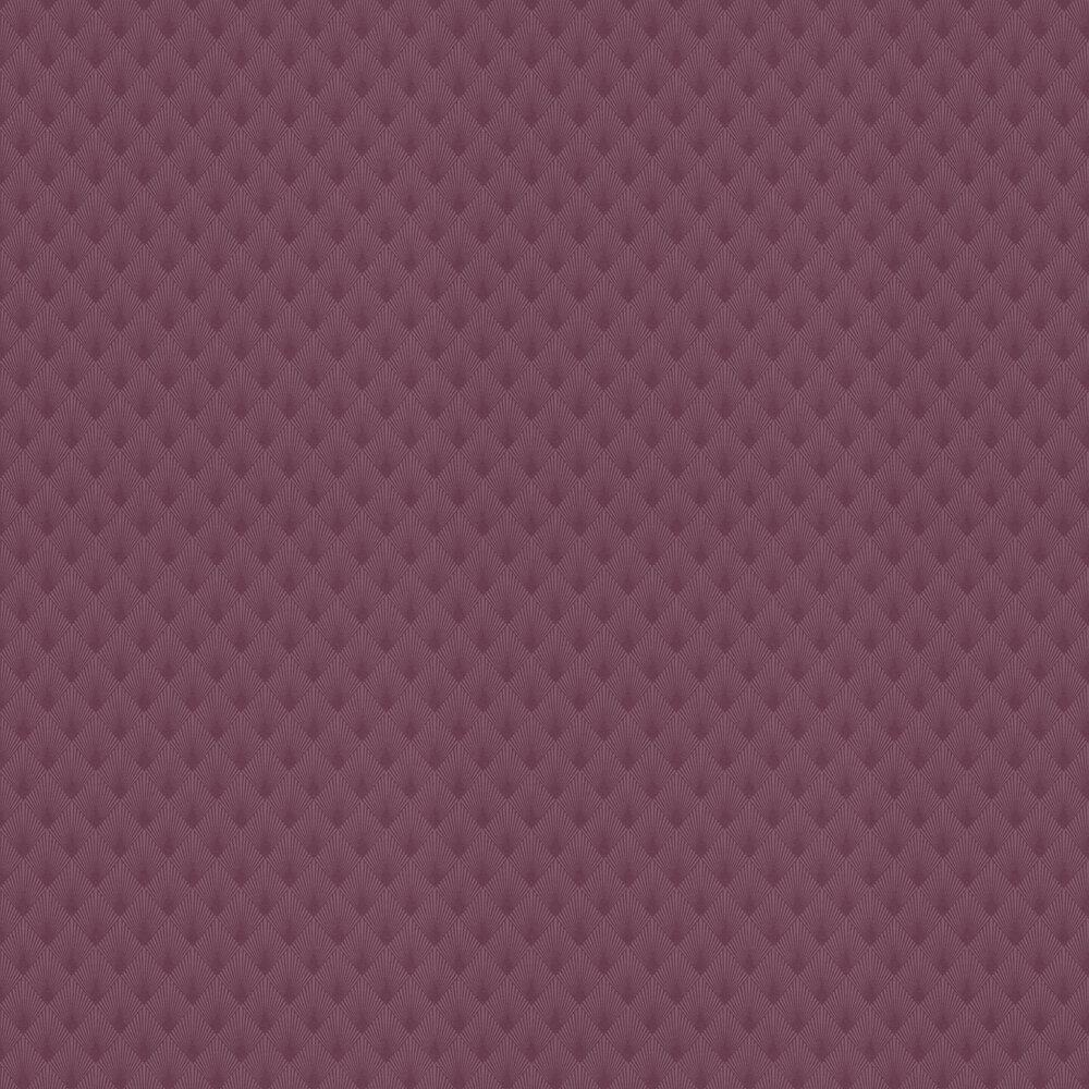 Albany Deco Sun Mauve Wallpaper - Product code: 433623