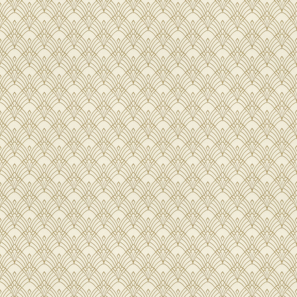 Chrysler Wallpaper - Linen - by Albany