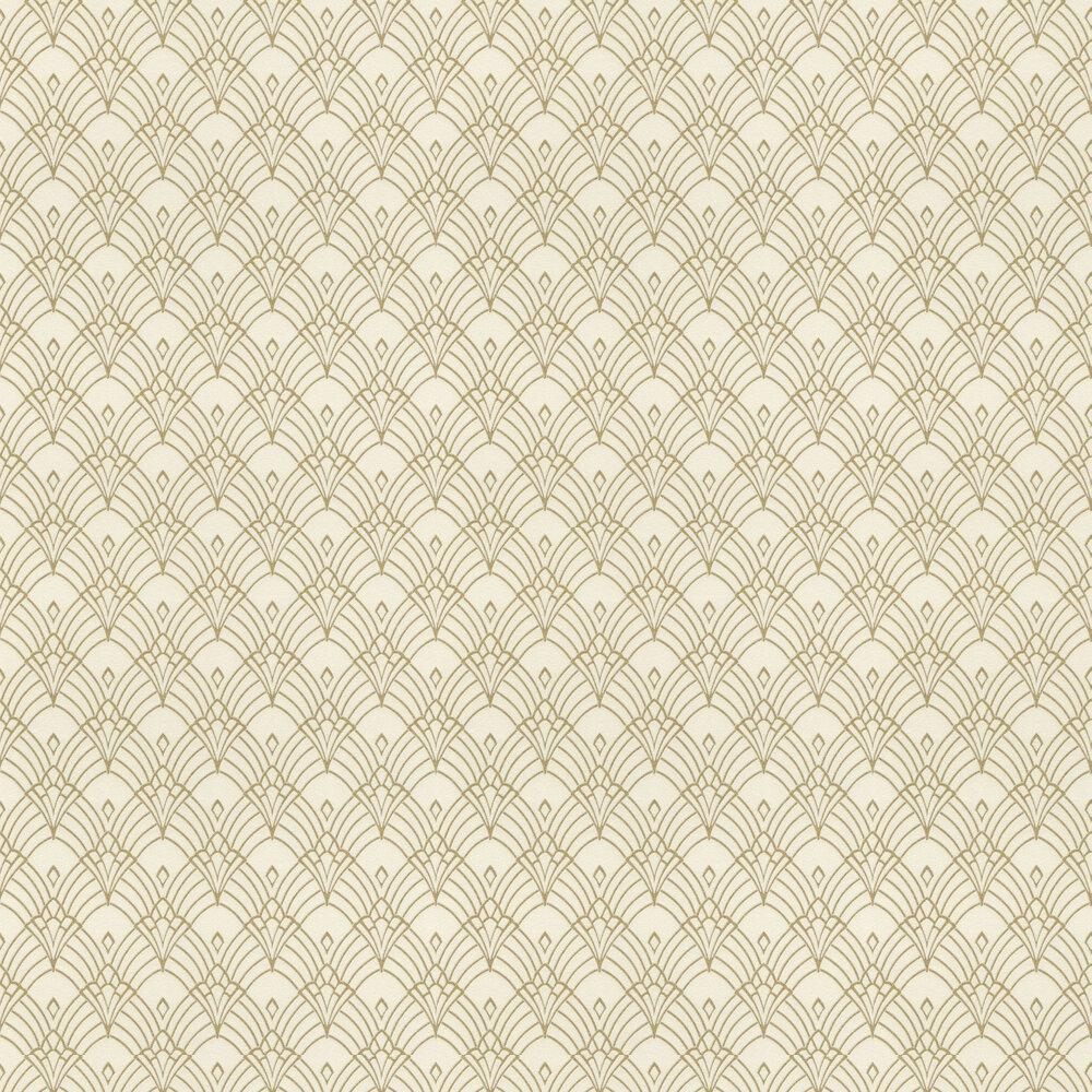 Albany Chrysler Linen Wallpaper - Product code: 433913