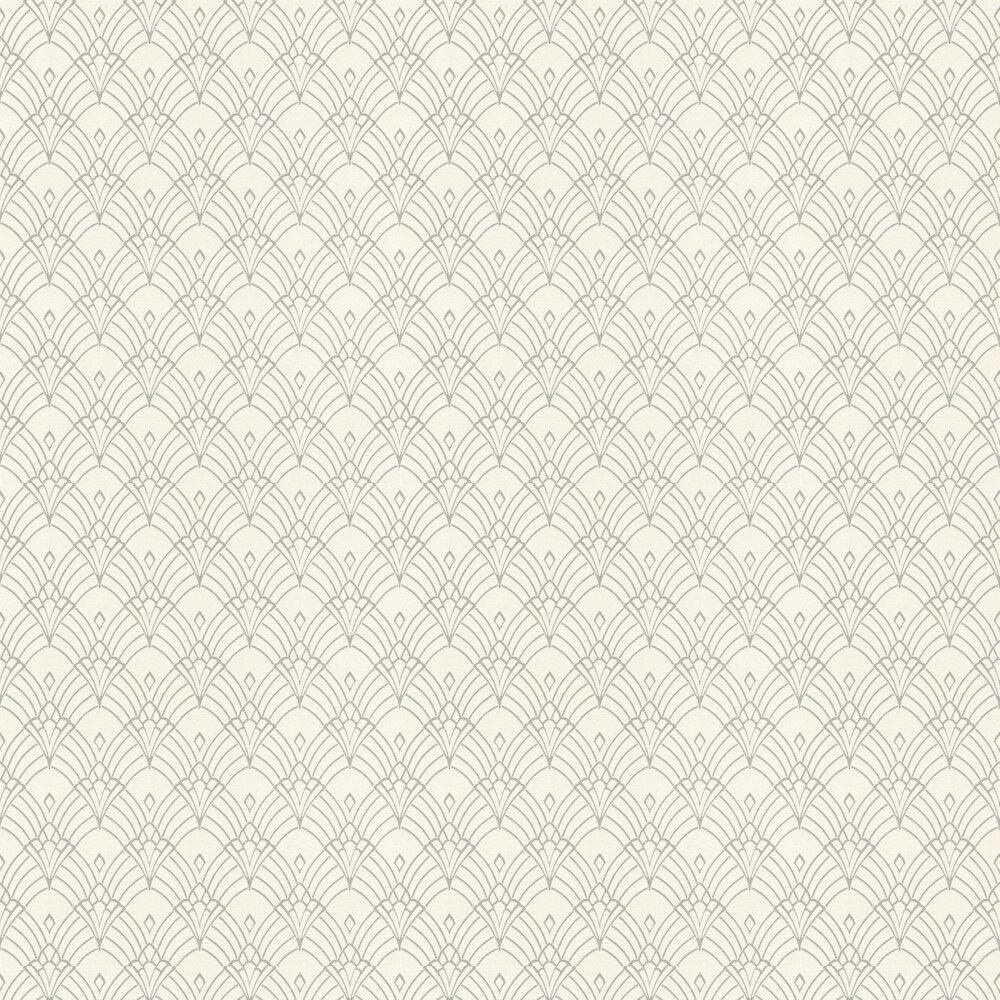 Albany Chrysler Ivory Wallpaper - Product code: 433937
