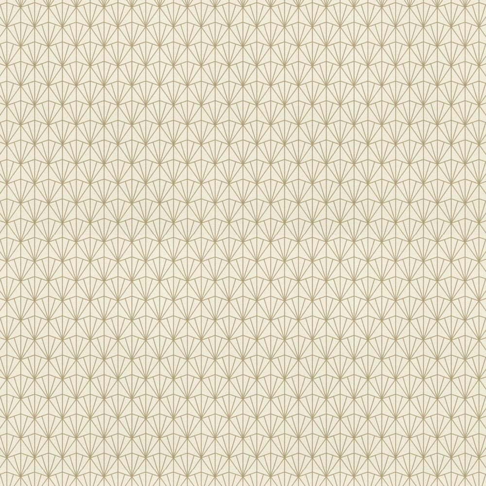 Albany Deco Diamond Cotton Wallpaper - Product code: 434019