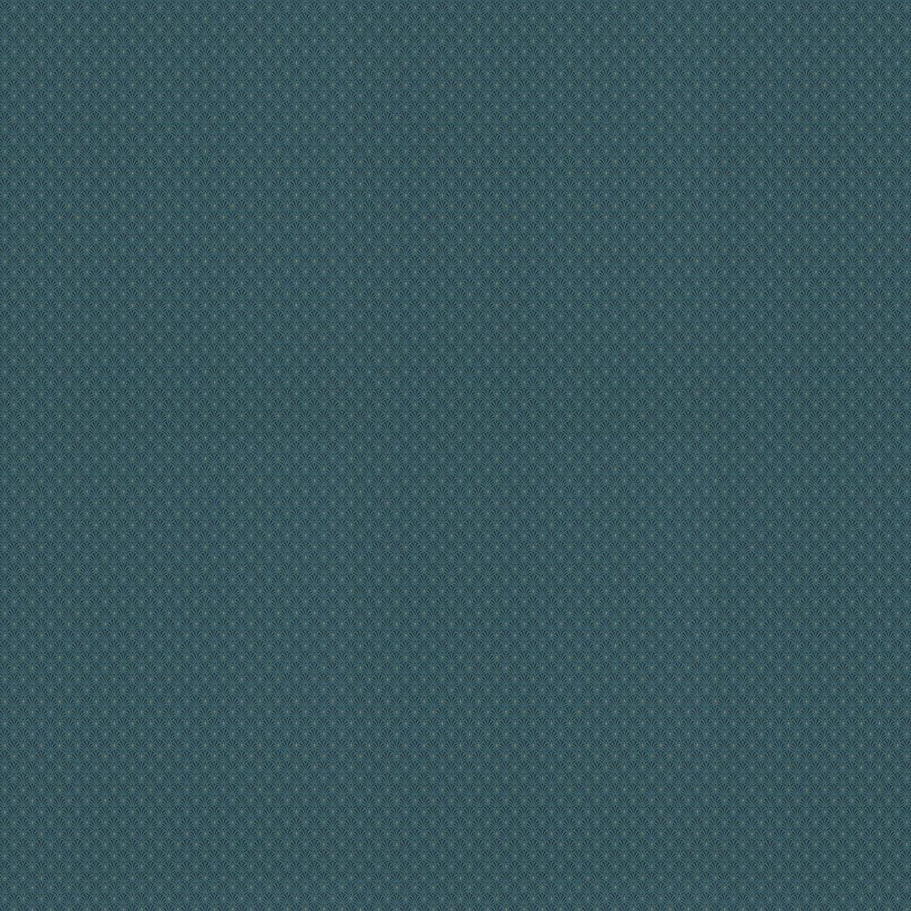 Albany Deco Motif Blue Wallpaper - Product code: 808445