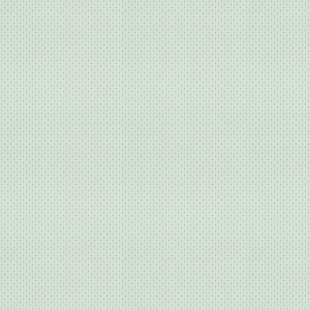 Droplet Stripe Wallpaper - Mint Green - by Albany