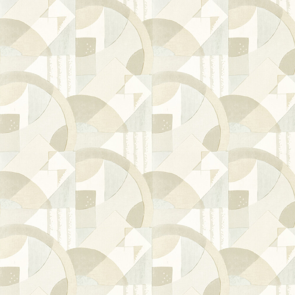 Abstract 1928 Wallpaper - Mineral - by Zoffany
