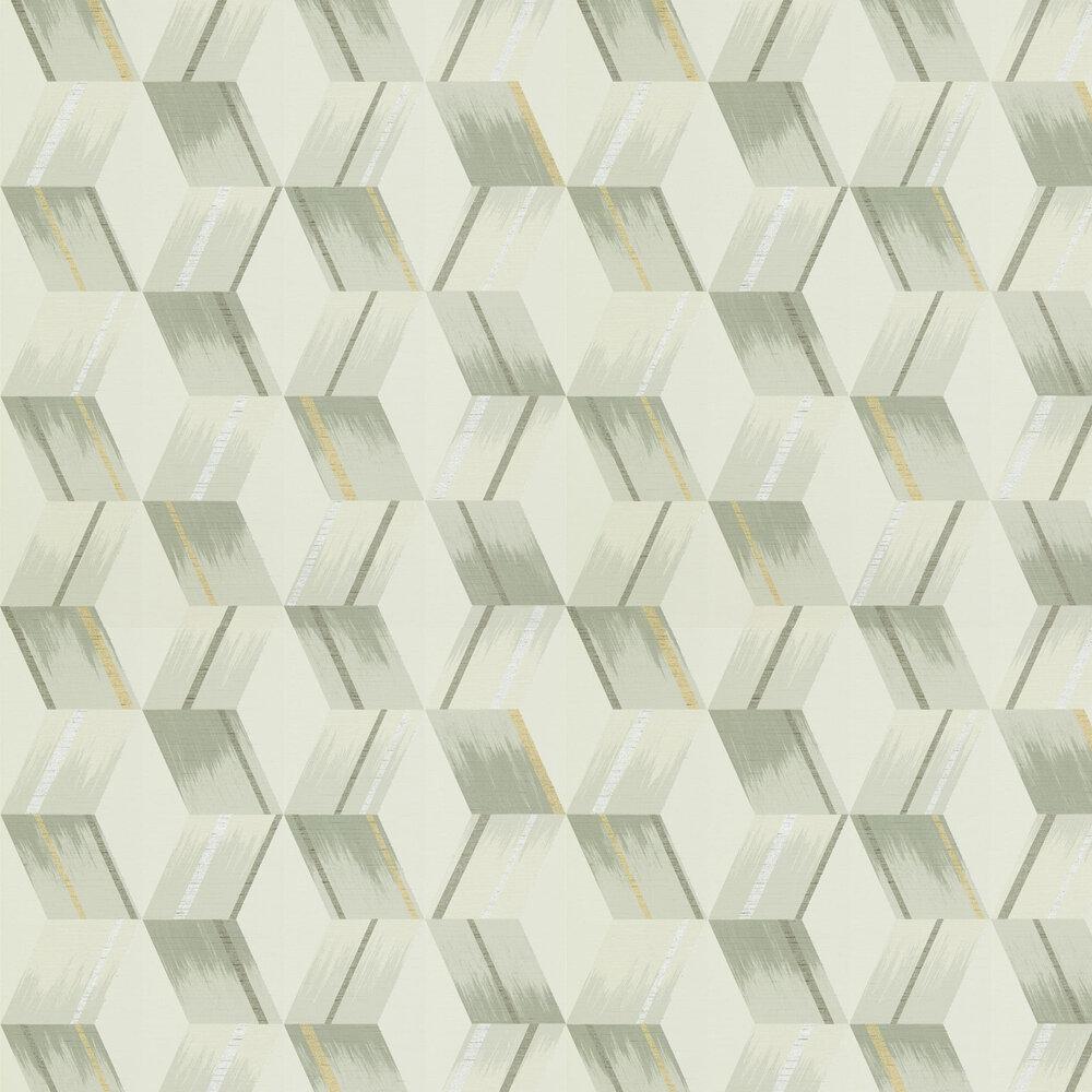 Zoffany Rhombi Empire Grey Wallpaper - Product code: 312894