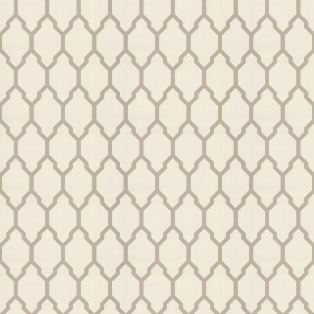 Farrow & Ball Tessella Cream  / Gilver Wallpaper - Product code: BP 3610