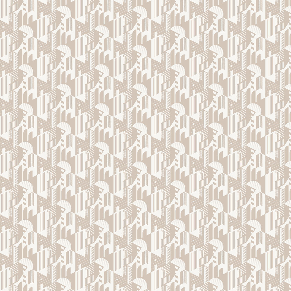 Mini Moderns Bauhaus Stone Wallpaper - Product code: AZDPT044ST