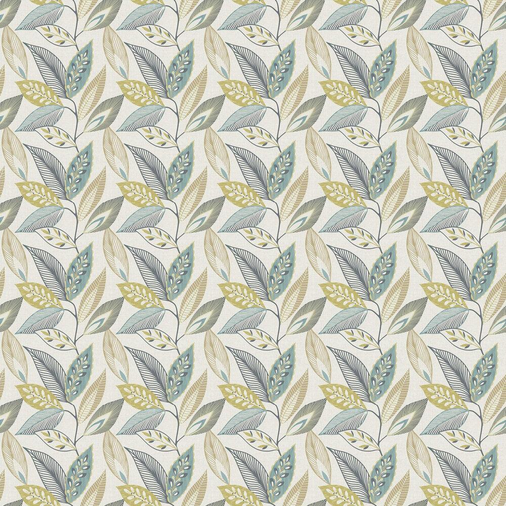 Arthouse Sylvan Leaf Teal Wallpaper - Product code: 904902