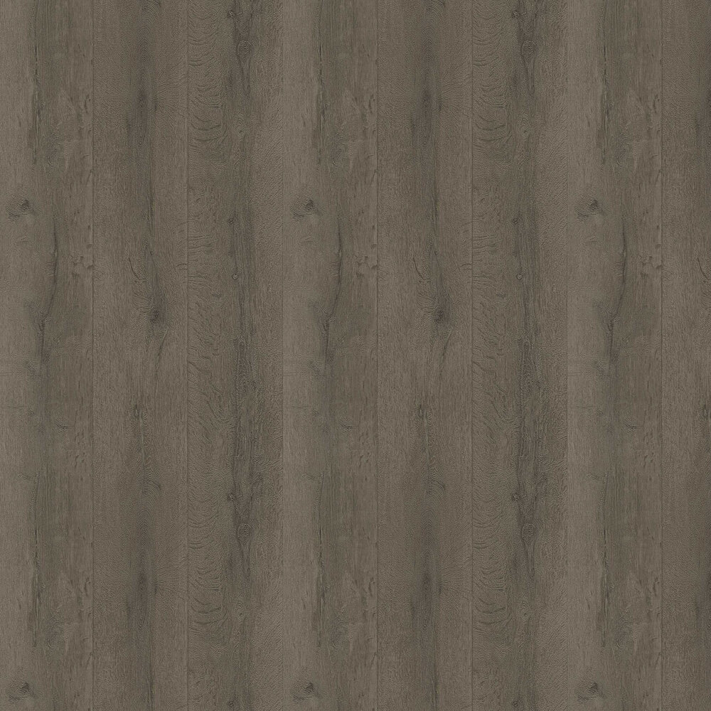 Wood Planking Wallpaper - Charcoal Brown - by Albany