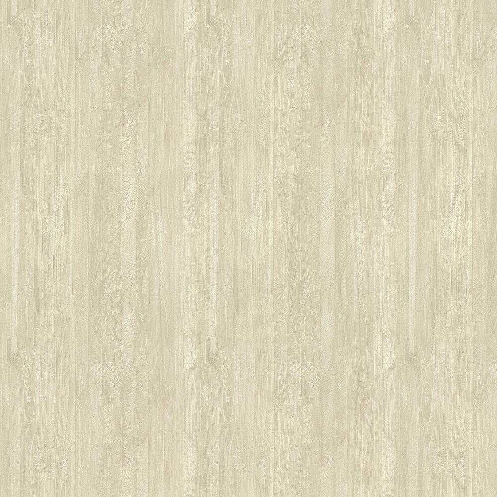 Wooden Effect Wallpaper - Grey - by Albany