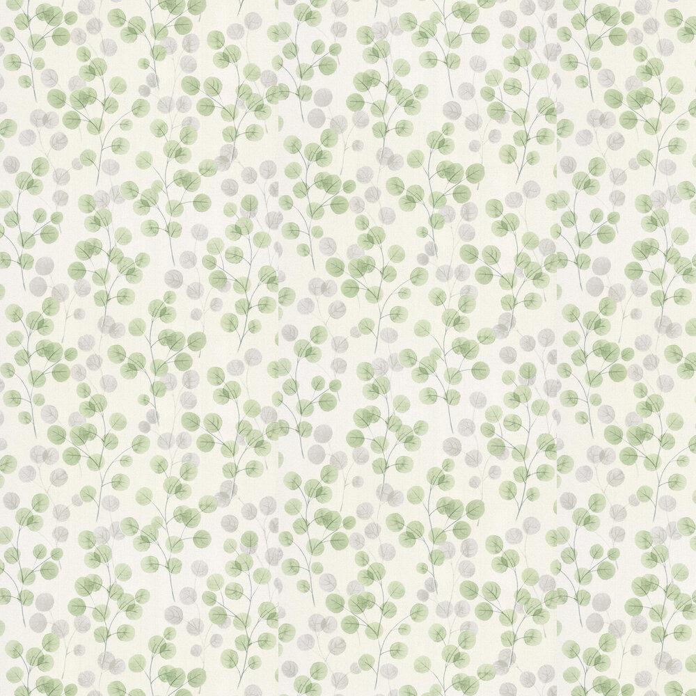 Natasha Wallpaper - Green - by Albany