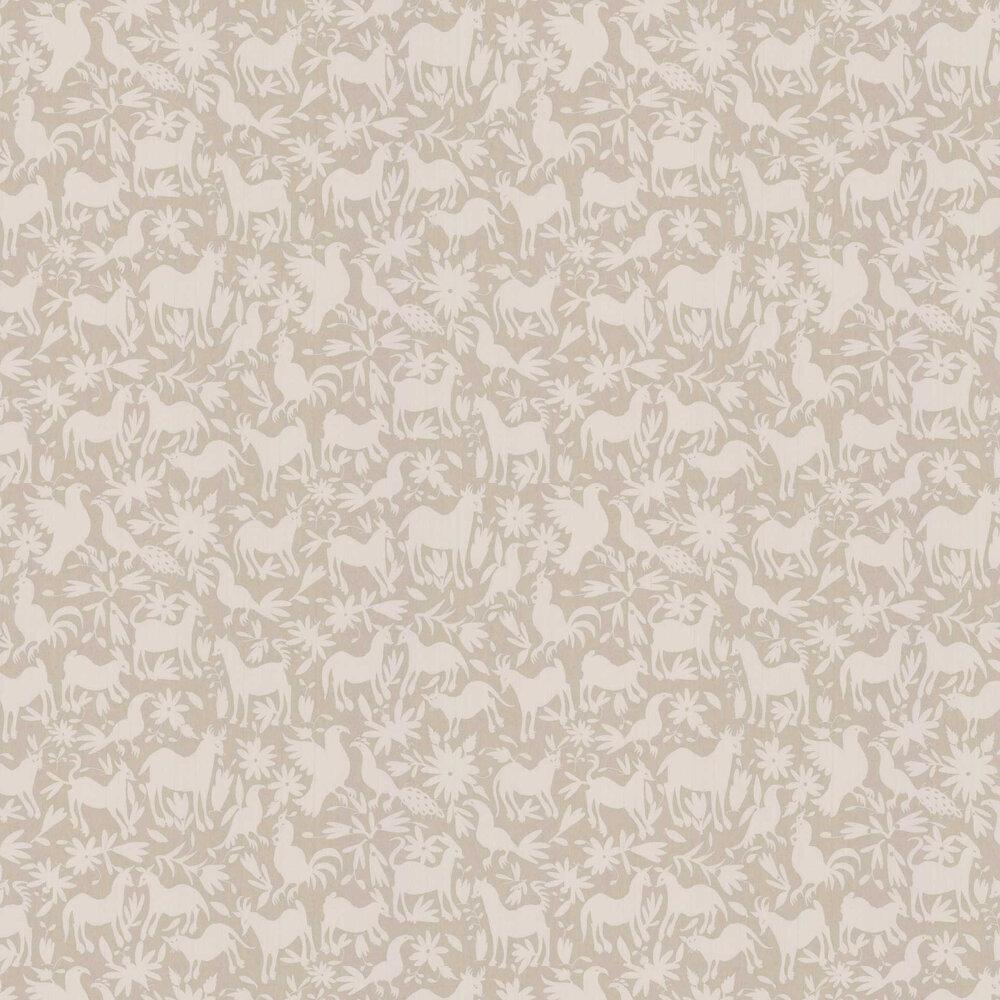 Otomi Wallpaper - Desert - by Andrew Martin